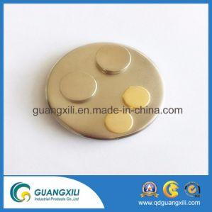 Disco de neodimio imanes de NdFeB Pot Pot Magnet