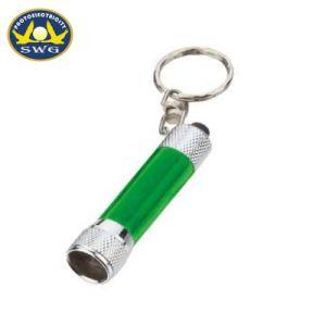 アルミニウム安い小型LED Keychain