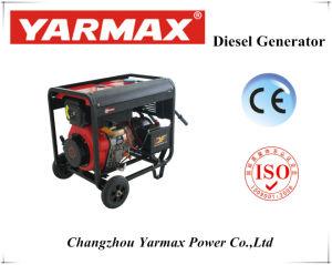 Раскройте тип Air-Cooled тепловозный генератор (3/5/6KW)