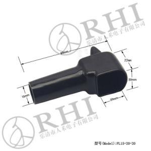 Пластиковый электрический контакт торцевой крышки