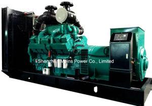650kVA 대기 비율 힘 Cummins 디젤 엔진 발전기 Ktaa19-G6a