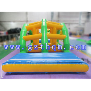 L'eau gonflables géants des jouets pour le parc aquatique/parc aquatique flottante gonflable