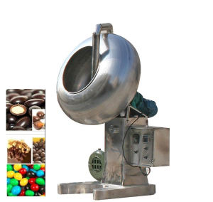 チョコレート豆のコーティングのための砂糖のコータ