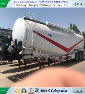 Heißer verkaufenv-Typ 65cbm 70cbm Kapazitäts-Masse-Kleber-Tanker