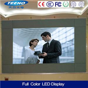 Hot Sale P6 à l'intérieur de la vidéo plein écran LED de couleur