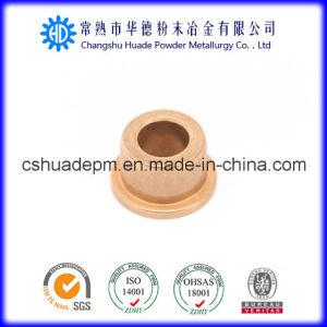 Los cojinetes de brida metalurgia de polvos convencionales