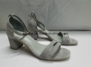 Lady Kid femmes sandales en daim