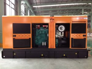 有名なブランド50Hz 300kw/375kVA Cumminsのディーゼル発電機セット(GDC375*S)