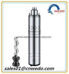 Qgd 1.8-100-0.75 Submersible Pompe à vis de la pompe de petit volume1HP