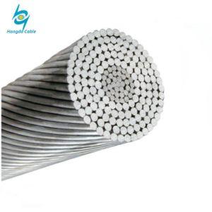 Conduttore di alluminio nudo 30/2.59 del lupo del collegare ACSR del conduttore 7/2.59