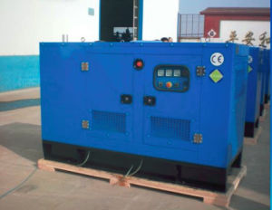 80kVA 3 Générateur automatique de la phase de groupes électrogènes avec alimentation de secours Weichai R6105zd