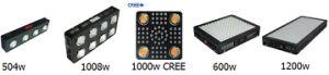 2018 la fábrica de chips de nuevos productos al por mayor de 900W de luz LED de la planta crecer