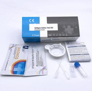 2019 de la Salud Pública de la Saliva Prueba rápida prueba de antígeno con CE