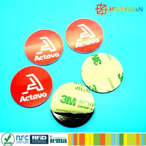 풀그릴 RFID Ntag213 지능적인 NFC 꼬리표