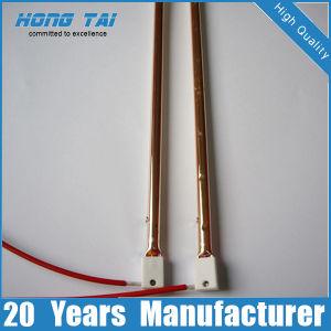 De halogéneo e tungsténio térmico de tubos de vidro