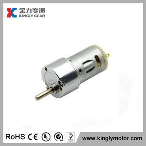 24V DC Motorreductor para Door-Lock automático, cortina eléctrica