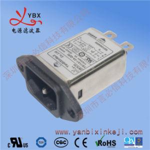 Filter van het Lawaai van de fabrikant de In het groot IEC320 115/250VAC Rfi EMI