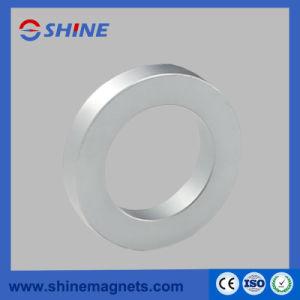 Неодимовый магнит динамика кольца с цинковым покрытием
