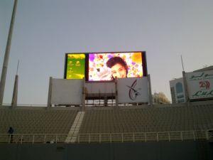 P8 de la publicité en couleur avec panneau à LED Displaly vidéo
