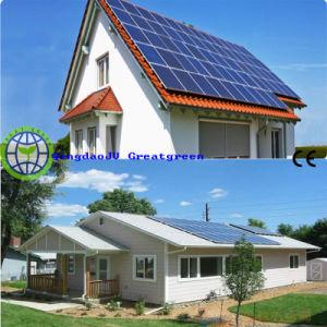 Générateur solaire hors réseau pour un usage familial