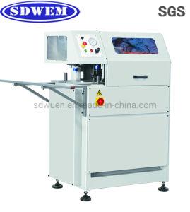 Machine de nettoyage automatique de coin pour le PVC/UPVC/portes et fenêtres en vinyle