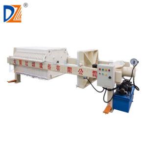 Placa de material de PP e estrutura da prensa-filtro do preço da máquina