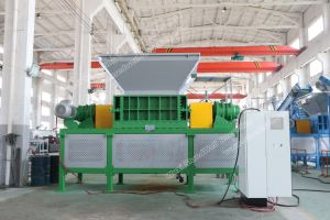 Первичный измельчитель шин для отходов/используется/отходы переработки шин