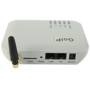 1 llamada libre del Gateway portuario de VoIP G/M (GoIP1)