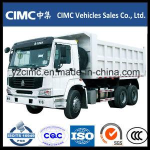 Vrachtwagen van de Stortplaats van HOWO 6X4 336HP 18cbm