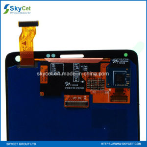 SamsungギャラクシーNote4 N9100のための携帯電話N9100 LCD