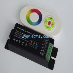 Regolatore a distanza della striscia di RGB LED di tocco di rf