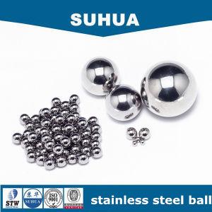 Acero inoxidable AISI 440c las bolas de acero de 9mm