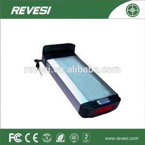 China proveedor 48V12Ah batería de iones de litio para Bicicleta eléctrica
