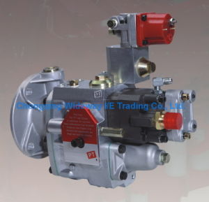 Cummins N855 시리즈 디젤 엔진을%s 진짜 고유 OEM PT 연료 펌프 3088681