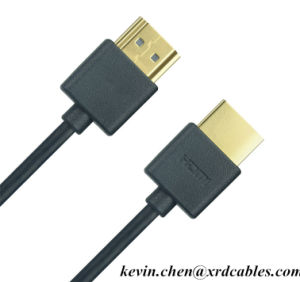 HDMI Kabel-Hochgeschwindigkeitsnetzkabel unterstützt 4k 30Hz, 1080P volles HD für Feuer Fernsehapparat, Apple Fernsehapparat, Kabel-Kasten, xBox eins, xBox 360, PS4, PS3, blauer Strahl-DVD-Spieler, HDMI