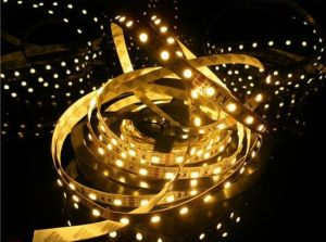 Tiras LED flexibles impermeables