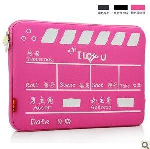 Neopren Lovely Laptop Bag für Ladys
