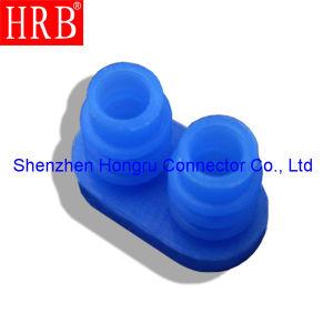 Одна строка силиконовый водонепроницаемый уплотнений интерфейса