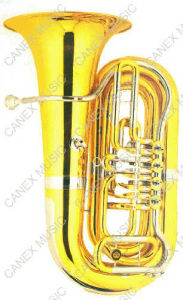Junior Tuba 4 Rotary Keys (TU-46L)