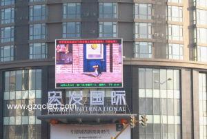 P20 Affichage LED de la publicité extérieure