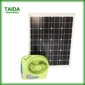 Het duurzame Systeem van het Huis van de Zonne-energie (td-50W)
