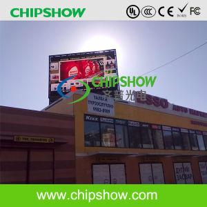 Haute luminosité Chipshow P16 1r1g1b Affichage LED de plein air
