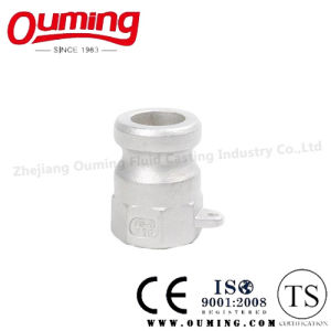 L$tipo A di acciaio inossidabile Quick Coupling Casting di Steel con Precision Investment (OEM/ODM)