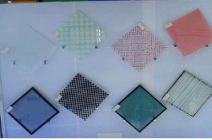 Heißer Verkauf farbiges glasierendes Glas (JINBO)