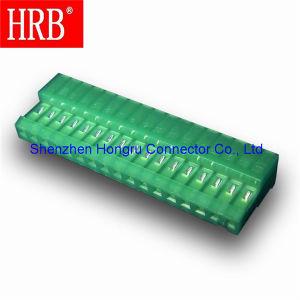A cor verde 2.54 Ficha Pitch IDC