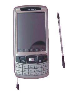 De dubbele Mobiele Telefoon van TV SIM (JC777)