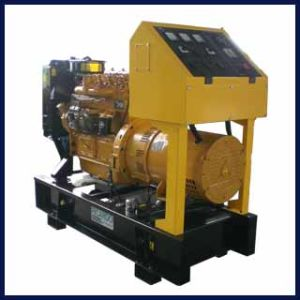 Ricardo-Diesel-Generator