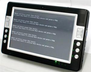 Het Scherm UMPC van de aanraking (H890)