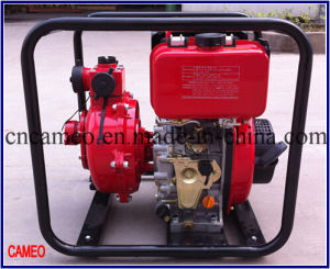 Cp15wg 1.5 Inch 40mm Diesel Fire Pump High Pressure Pump Portable Fire Pump High Lift Pump Fire Fighting Pump High Pressure Water Pump