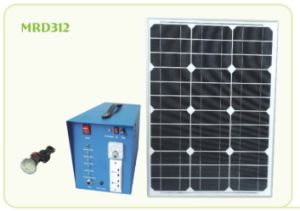 60w Sistema de Energia Solar (MRD312)